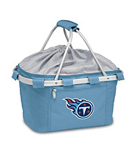 Picnic Time® NFL® Metro Basket - Tennessee Titans Digital Print