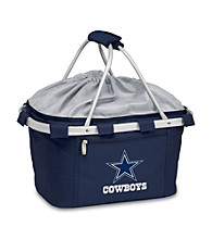 Picnic Time® NFL® Metro Basket - Dallas Cowboys Digital Print