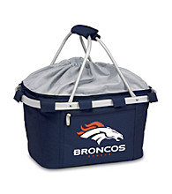 Picnic Time® NFL® Metro Basket - Denver Broncos Digital Print