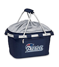 Picnic Time® NFL® Metro Basket - New England Patriots Digital Print