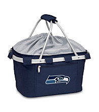 Picnic Time® NFL® Metro Basket - Seattle Seahawks Digital Print