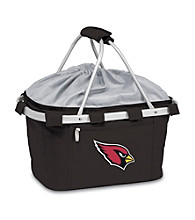 Picnic Time® NFL® Metro Basket - Arizona Cardinals Digital Print