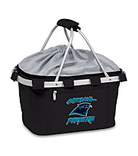 Picnic Time® NFL® Metro Basket - Carolina Panthers Digital Print