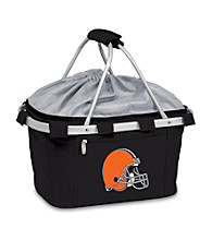 Picnic Time® NFL® Metro Basket - Cleveland Browns Digital Print