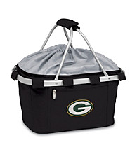 Picnic Time® NFL® Metro Basket - Green Bay Packers Digital Print