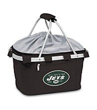 Picnic Time® NFL® Metro Basket - New York Jets Digital Print
