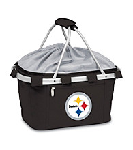 Picnic Time® NFL® Metro Basket - Pittsburgh Steelers Digital Print