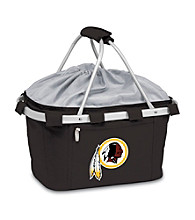 Picnic Time® NFL® Metro Basket - Washington Redskins Digital Print