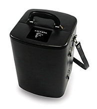 Picnic Time® NFL® Manhattan Portable Cocktail Case - Atlanta Falcons Engraved