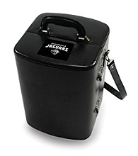 Picnic Time® NFL® Manhattan Portable Cocktail Case - Jacksonville Jaguars Engraved