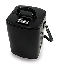 Picnic Time® NFL® Manhattan Portable Cocktail Case - New England Patriots Engraved