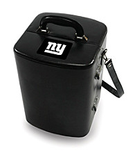Picnic Time® NFL® Manhattan Portable Cocktail Case - New York Giants Engraved