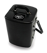 Picnic Time® NFL® Manhattan Portable Cocktail Case - New York Jets Engraved