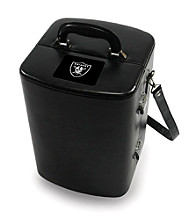 Picnic Time® NFL® Manhattan Portable Cocktail Case - Oakland Raiders Engraved