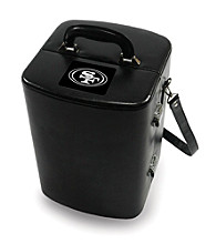 Picnic Time® NFL® Manhattan Portable Cocktail Case - San Francisco 49ers Engraved