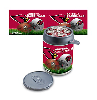 Picnic Time® NFL® Can Cooler - Arizona Cardinals Digital Print