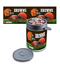 Picnic Time® NFL® Can Cooler - Cleveland Browns Digital Print