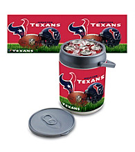 Picnic Time® NFL® Can Cooler - Houston Texans Digital Print