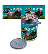 Picnic Time® NFL® Can Cooler - Jacksonville Jaguars Digital Print