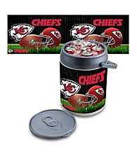 Picnic Time® NFL® Can Cooler - Kansas City Chiefs Digital Print