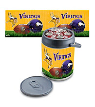 Picnic Time® NFL® Can Cooler - Minnesota Vikings Digital Print