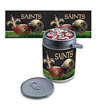 Picnic Time® NFL® Can Cooler - New Orleans Saints Digital Print