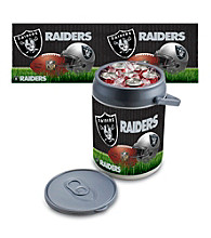 Picnic Time® NFL® Can Cooler - Oakland Raiders Digital Print