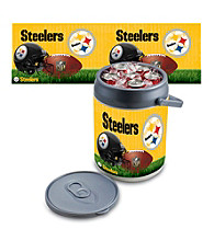 Picnic Time® NFL® Can Cooler - Pittsburgh Steelers Digital Print