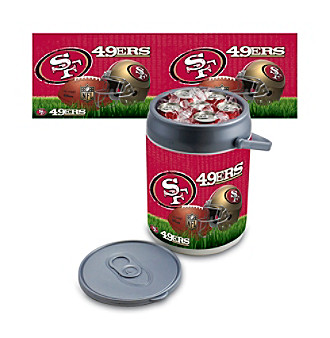 Picnic Time® NFL® Can Cooler - San Francisco 49ers Digital Print