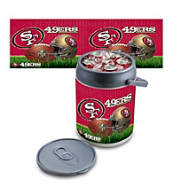 Picnic Time® NFL® Can Cooler - San Francisco 49ers Digital Print