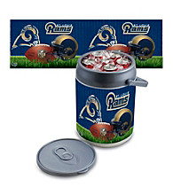 Picnic Time® NFL® Can Cooler - St. Louis Rams Digital Print