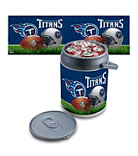 Picnic Time® NFL® Can Cooler - Tennessee Titans Digital Print