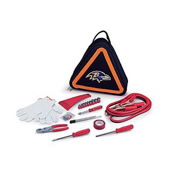 Picnic Time® NFL® Roadside Emergency Kit - Baltimore Ravens Digital Print