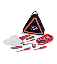 Picnic Time® NFL® Roadside Emergency Kit - Baltimore Ravens Digital Print
