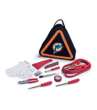 Picnic Time® NFL® Roadside Emergency Kit - Miami Dolphins Digital Print