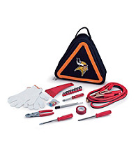 Picnic Time® NFL® Roadside Emergency Kit - Minnesota Vikings Digital Print