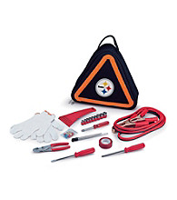 Picnic Time® NFL® Roadside Emergency Kit - Pittsburgh Steelers Digital Print