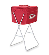 Picnic Time® NFL® Party Cube - Kansas City Chiefs Digital Print