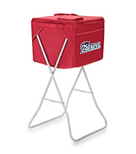Picnic Time® NFL® Party Cube - New England Patriots Digital Print