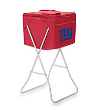 Picnic Time® NFL® Party Cube - New York Giants Digital Print
