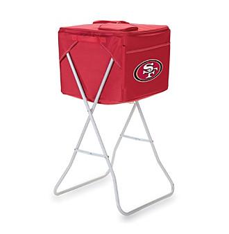 Picnic Time® NFL® Party Cube - San Francisco 49ers Digital Print