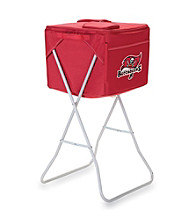 Picnic Time® NFL® Party Cube - Tampa Bay Buccaneers Digital Print