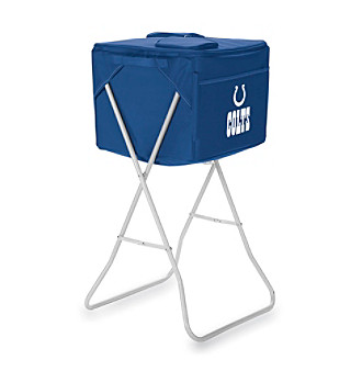Picnic Time® NFL® Party Cube - Indianapolis Colts Digital Print
