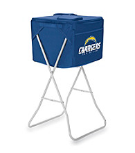 Picnic Time® NFL® Party Cube - San Diego Chargers Digital Print