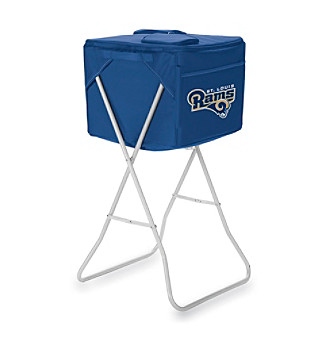 Picnic Time® NFL® Party Cube - St. Louis Rams Digital Print
