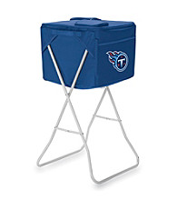 Picnic Time® NFL® Party Cube - Tennessee Titans Digital Print