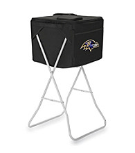 Picnic Time® NFL® Party Cube - Baltimore Ravens Digital Print