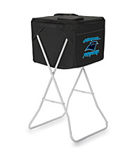 Picnic Time® NFL® Party Cube - Carolina Panthers Digital Print