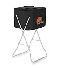 Picnic Time® NFL® Party Cube - Cleveland Browns Digital Print