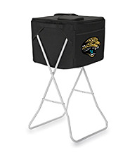 Picnic Time® NFL® Party Cube - Jacksonville Jaguars Digital Print